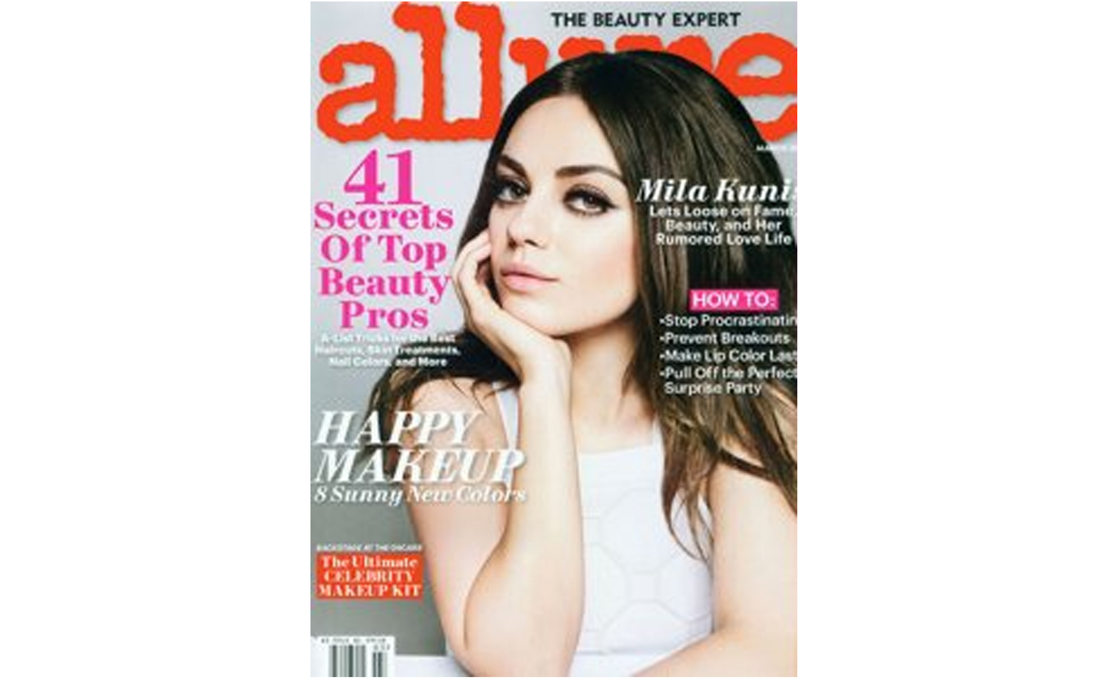 ALLURE // How to Host a Surprise Party featuring annie campbell