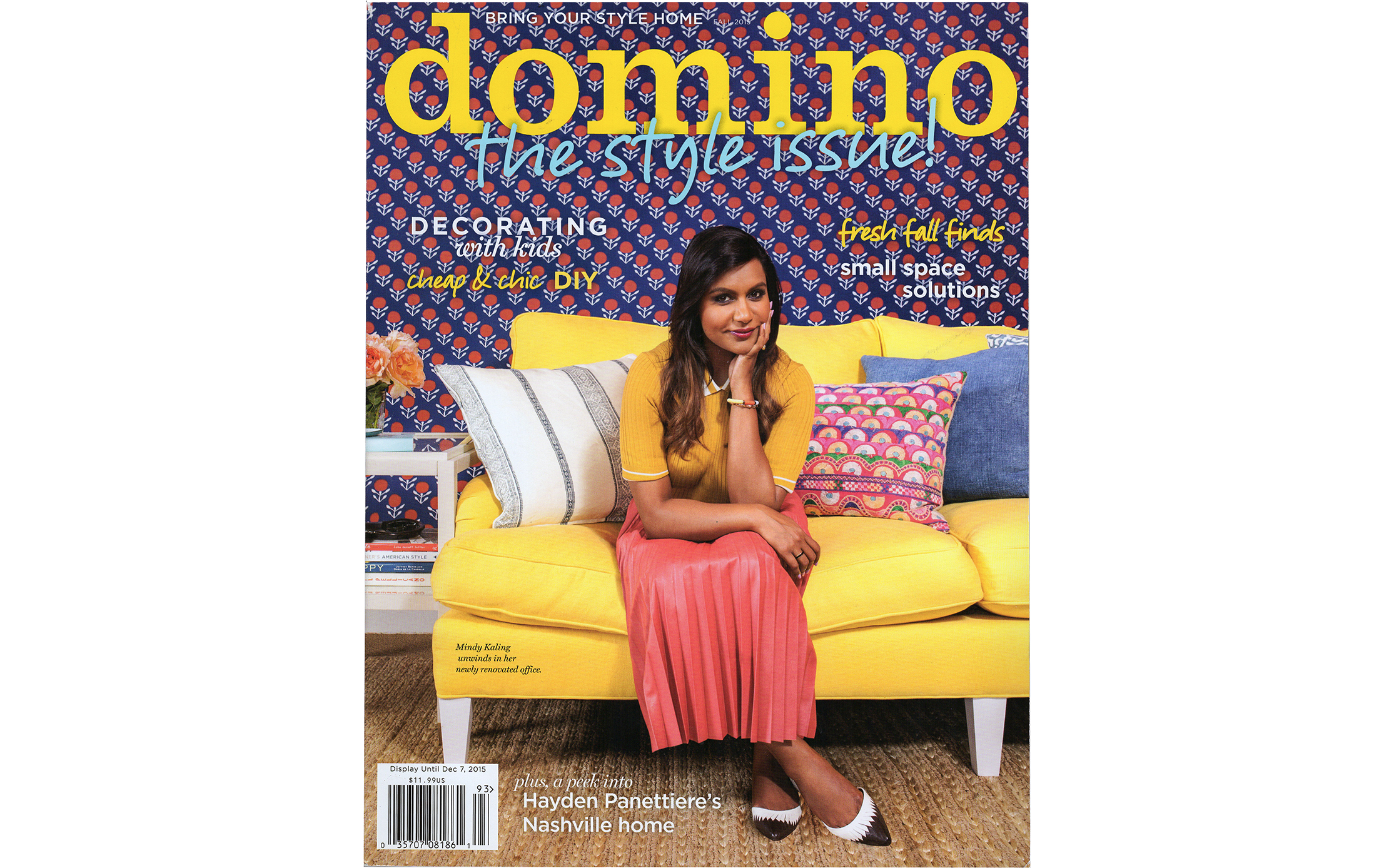 DOMINO // A Fall Luncheon featuring annie campbell