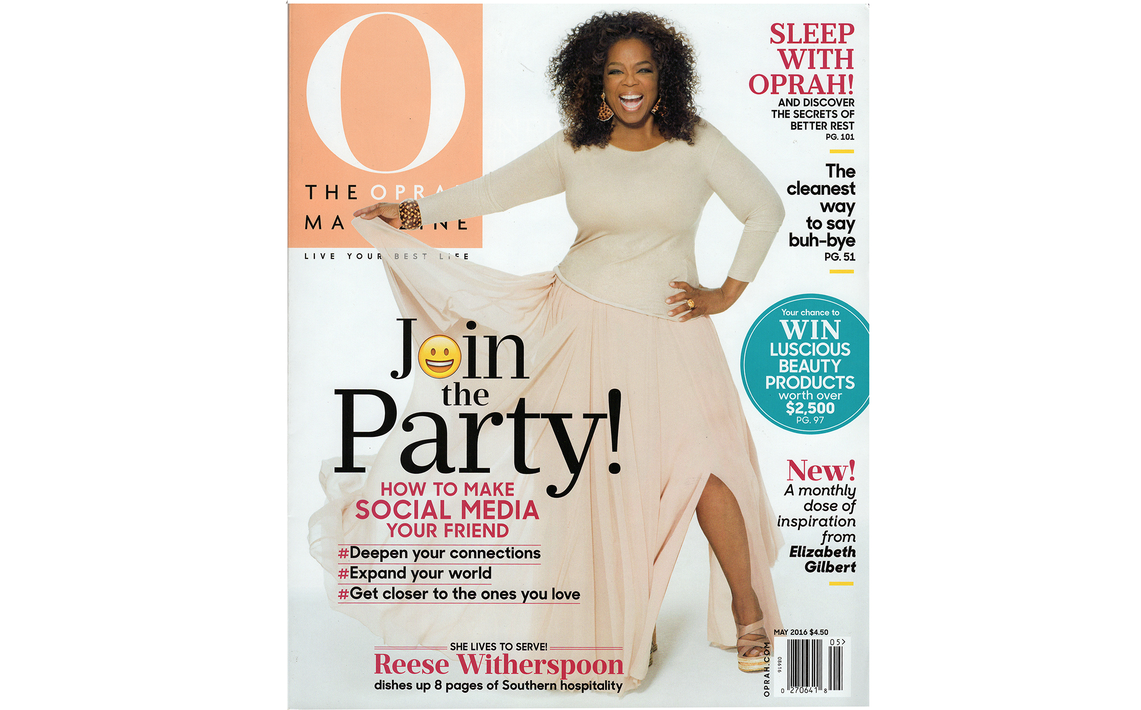 O MAGAZINE // A Draper James Luncheon featuring annie campbell